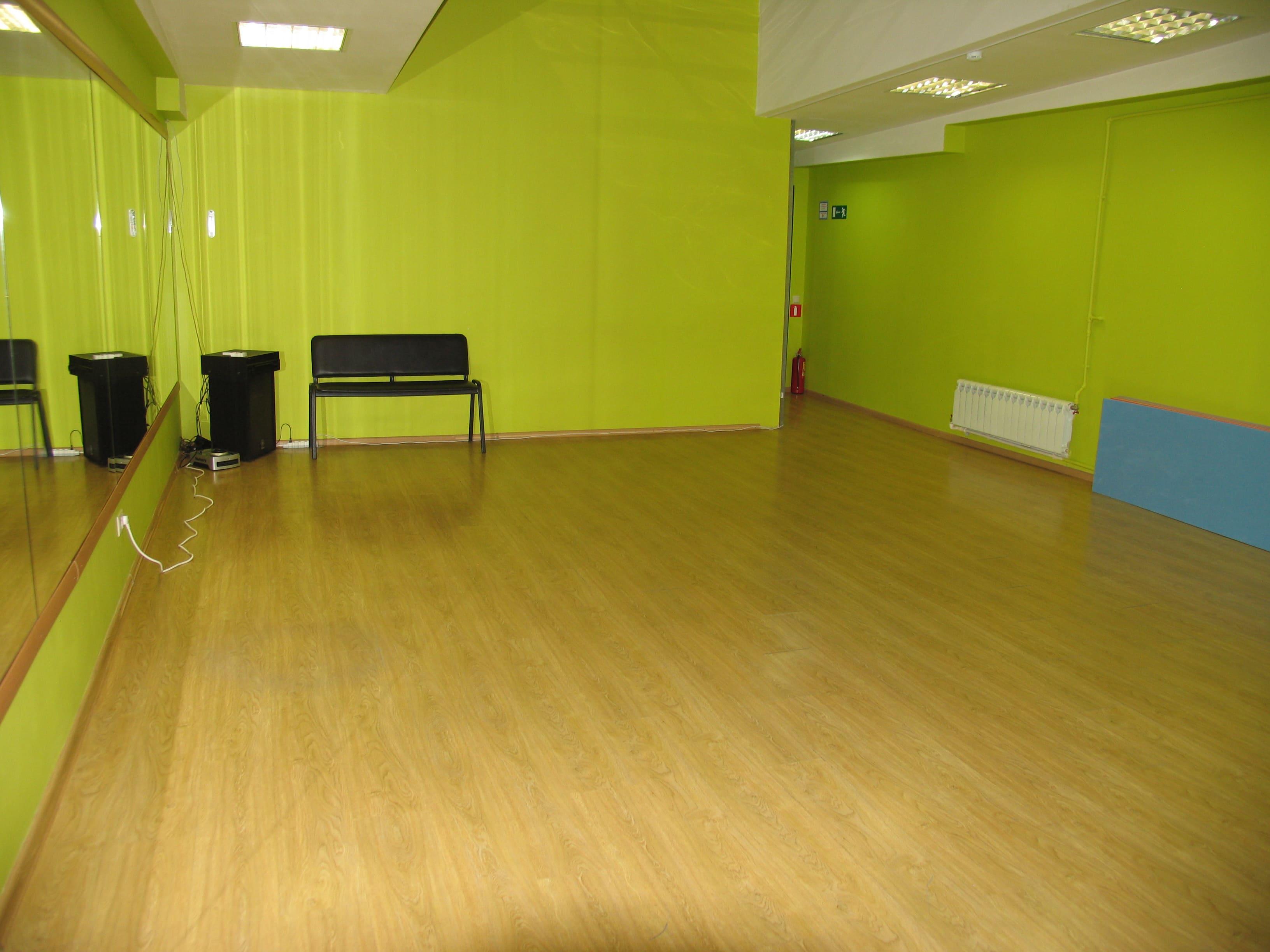 Танцевальнаый зал в аренду