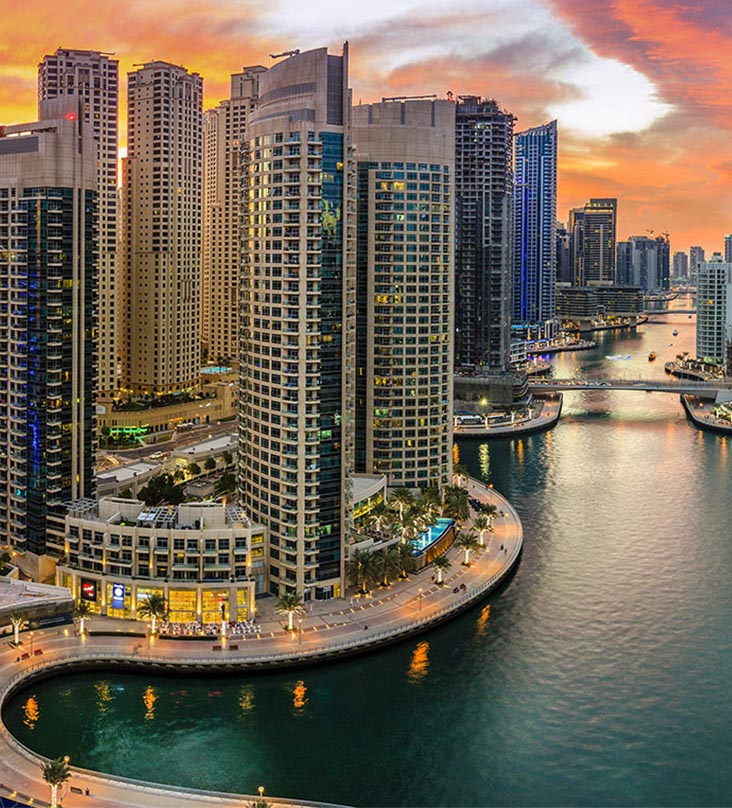 Select Group Properties in Dubai Marina