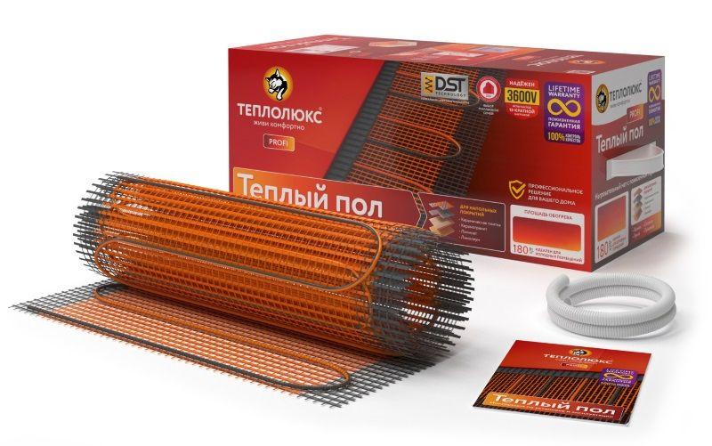 Нагревательный мат - Теплолюкс ProfiMat 1м2/180Вт