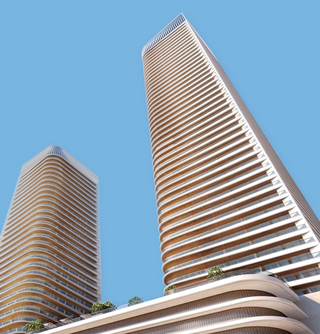 Emaar Beachfront Apartments for Sale