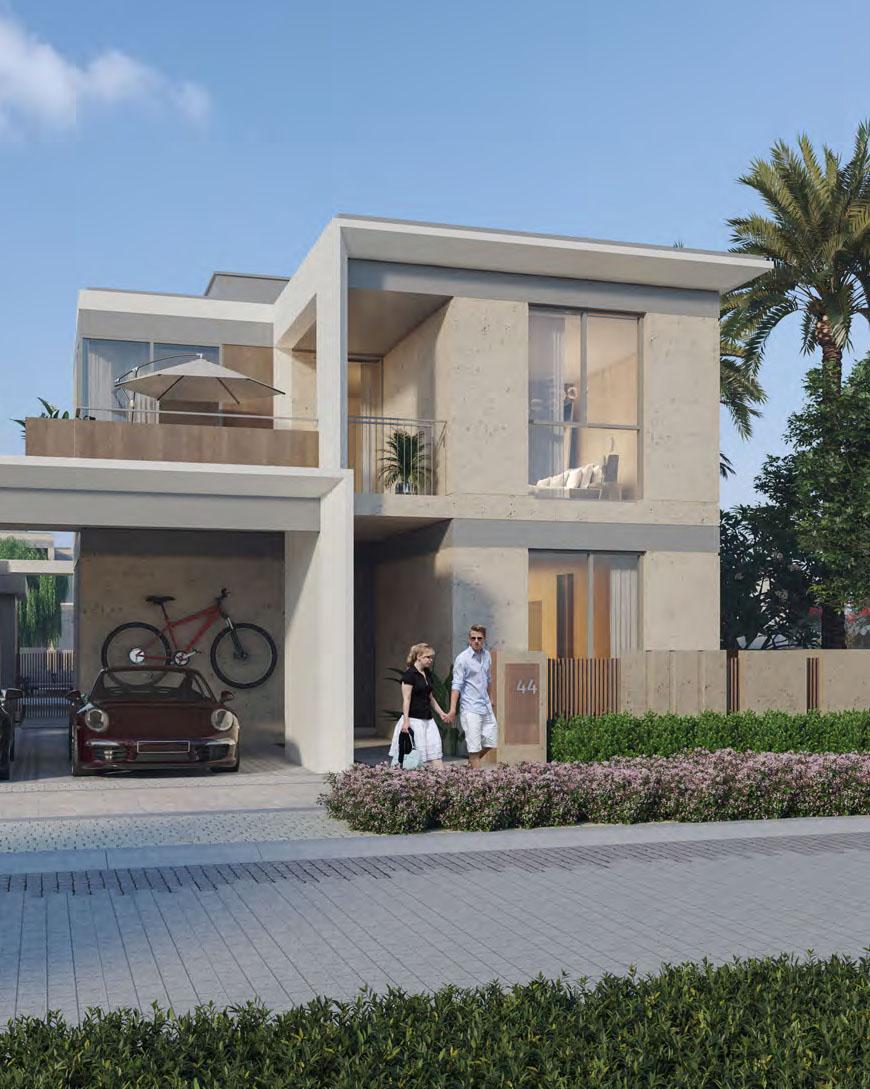 About Majid Al Futtaim Properties