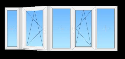 теплое остекление балкона п44 сапожок