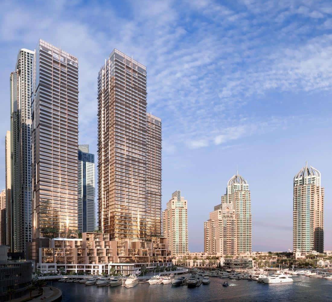Off-Plan Properties in Dubai Marina, UAE