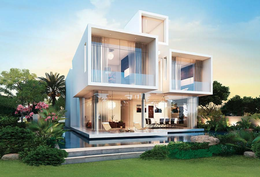 Buy Properties in Dubai by DAMAC