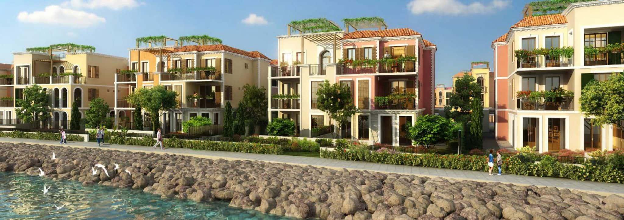 Meraas Sur La Mer Townhouses