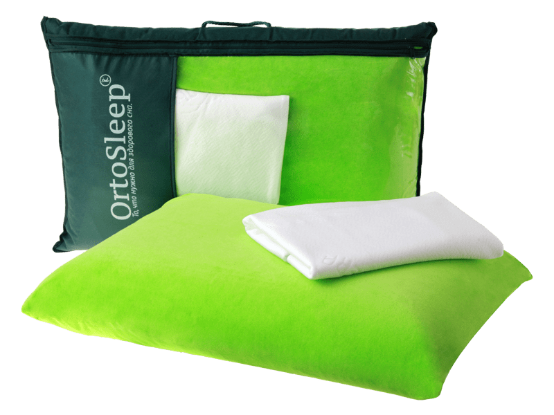Ортопедическая подушка для сна OrtoSleep классик Classic
