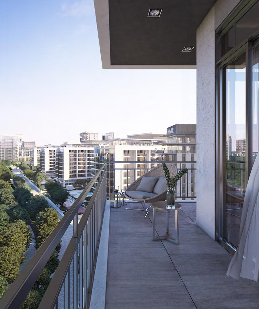 Emaar Park Ridge Apartments for Sale in Dubai Hills Estate