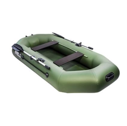 Лодка АКВА-МАСТЕР 280 зеленая