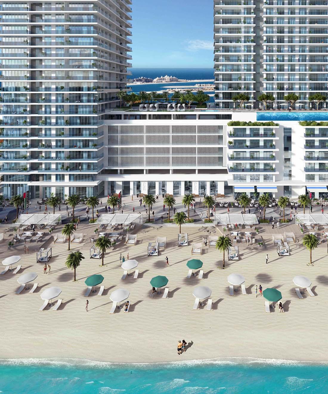 Emaar Beachfront Sunrise Bay: Luxury Apartments for Sale in Dubai