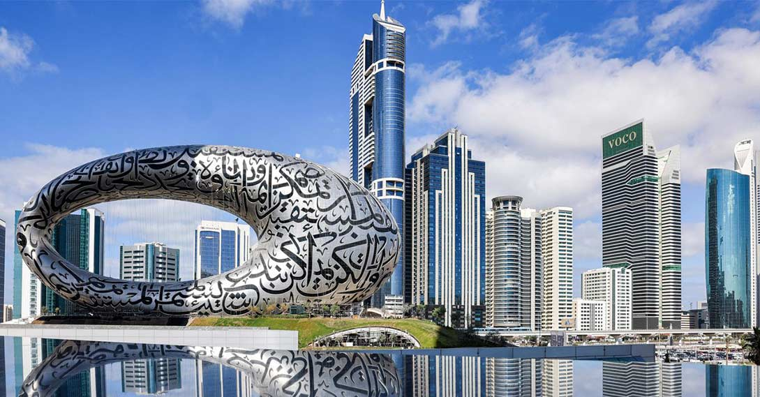 Dubai Has Become One of The TOP-5 Cities