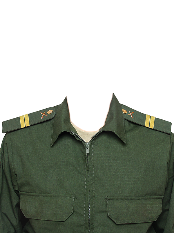 Младший сержант женская форма фотография