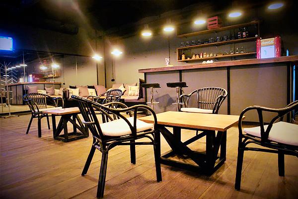 мебель для кафе под ключ