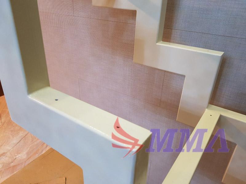 каркас, лестница, труба, металл, профиль,