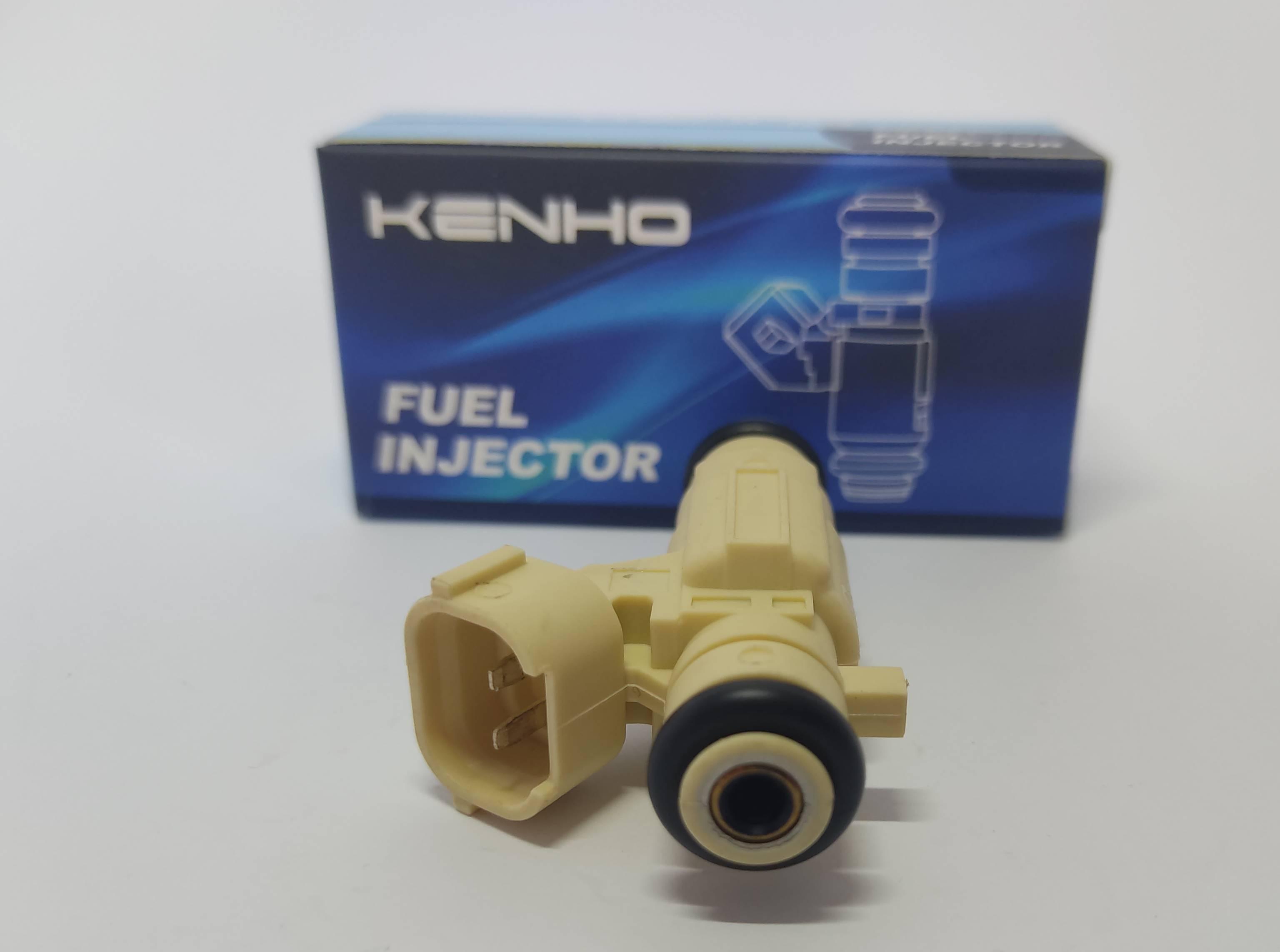 Форсунка топливная KENHO FI-11202  Аналог 35310-23600 KIA / HYUNDAI  двигатель 1.8L - 2.0L - 2.7L