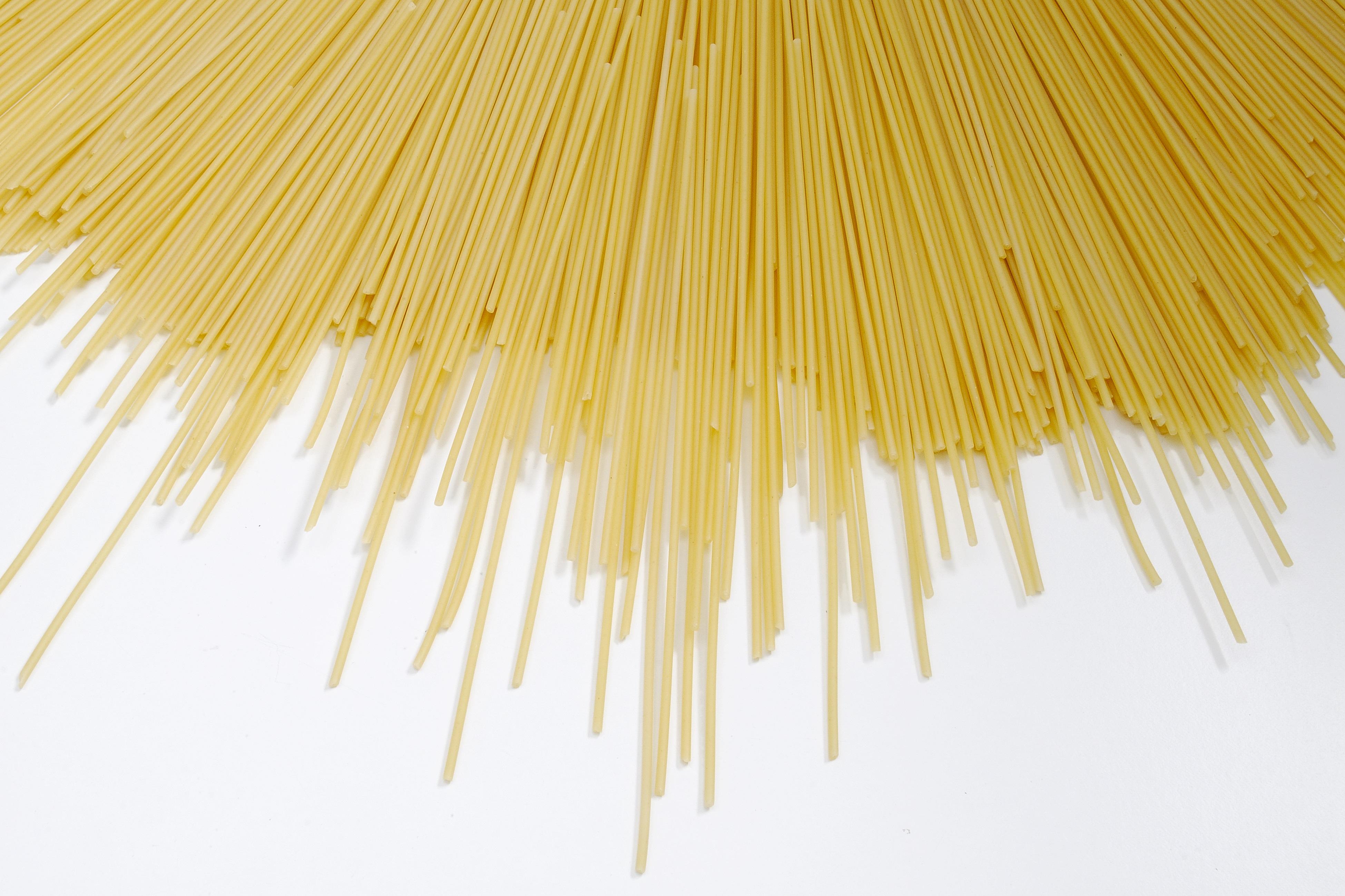 упаковка спагетти
