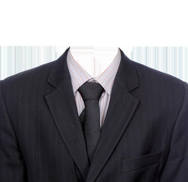 серый галстук фотография на документы