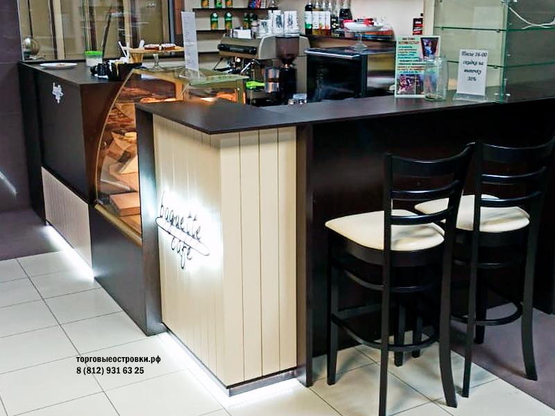 мебель для кафе-пекарни
