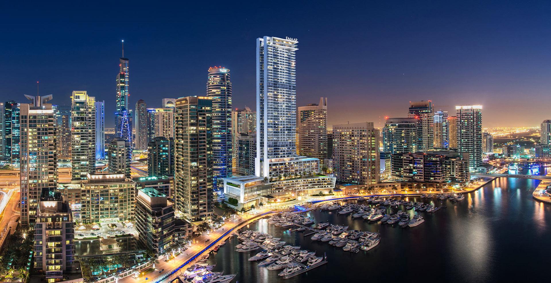 فيدا ريزيدنس في دبي مارينا من إعمار - شقق للبيع في دبي