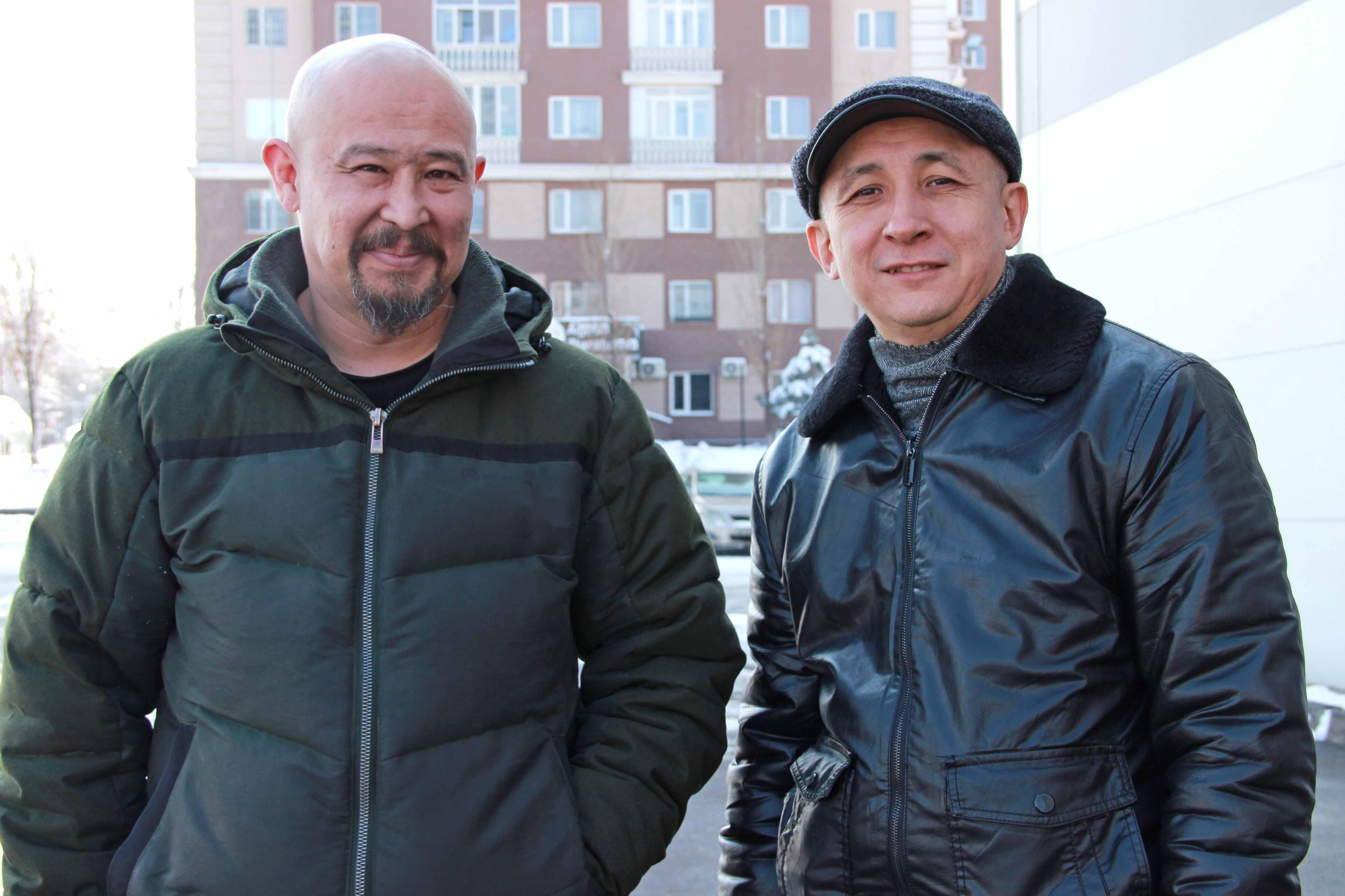 Шокан Уразаев и Тимур Тлеухан разработчики SHUTT BOX