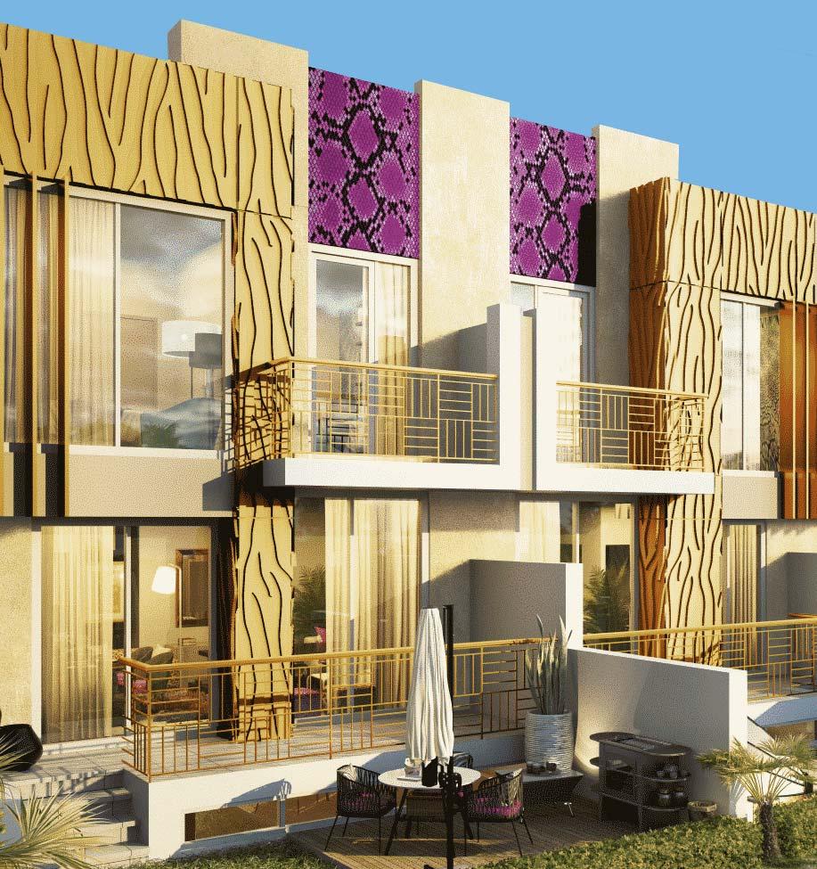 Just Cavalli Villas for Sale in DAMAC Hills 2: opr.ae