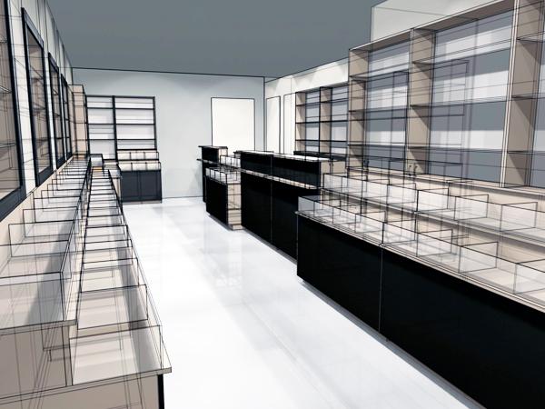 изготовление коммерческой мебели