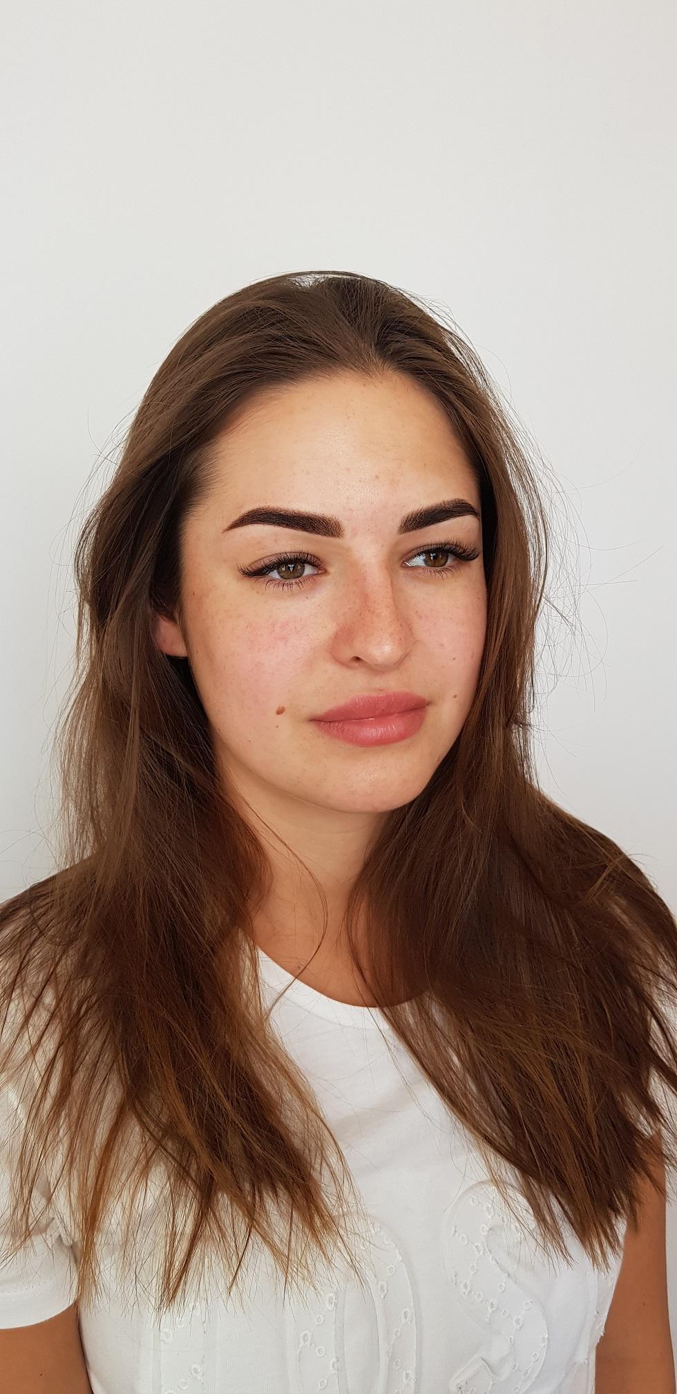 перманентный макияж бровей Симферополь