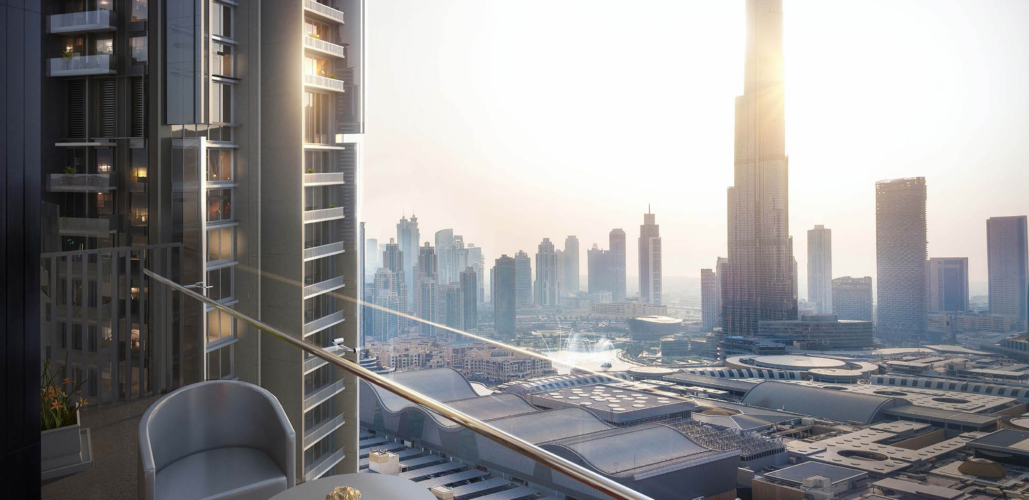 Emaar VIDA Residences Dubai Mall in Downtown Dubai – Apartments for Sale in Dubai