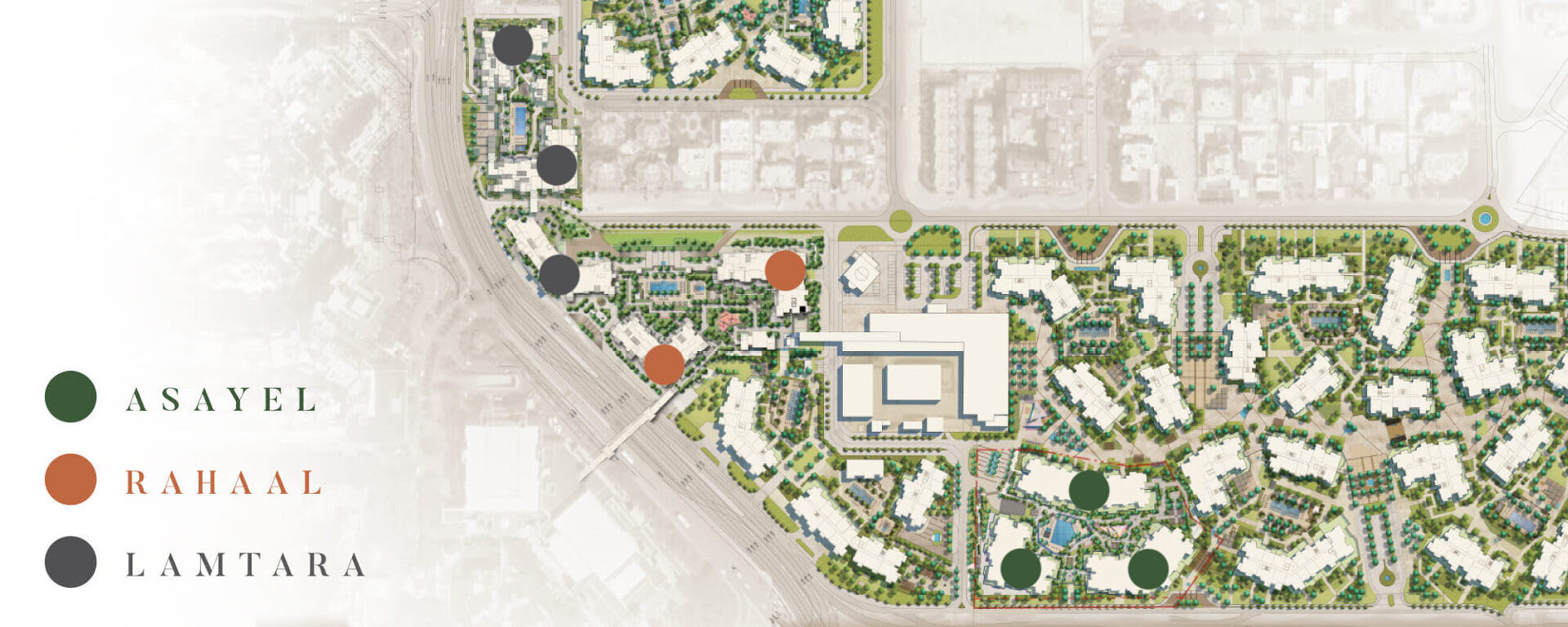 Madinat Jumeirah Living Master Plan