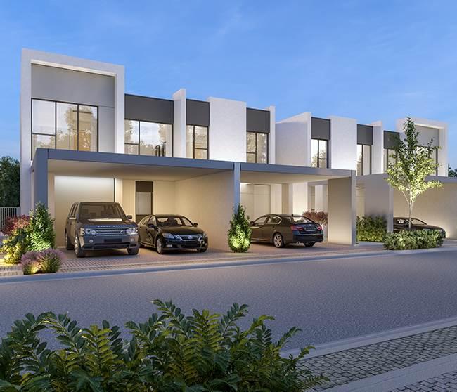 Dubai Properties La Rosa Townhouses at Villanova
