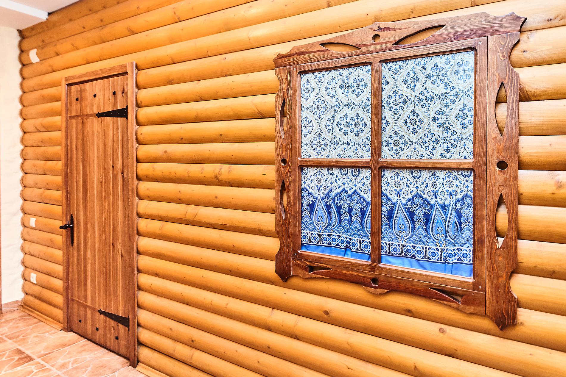 Пример бани в Самаре, доступной к бронированию
