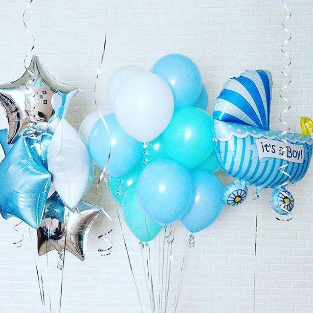 Сет из шаров для мальчика №6