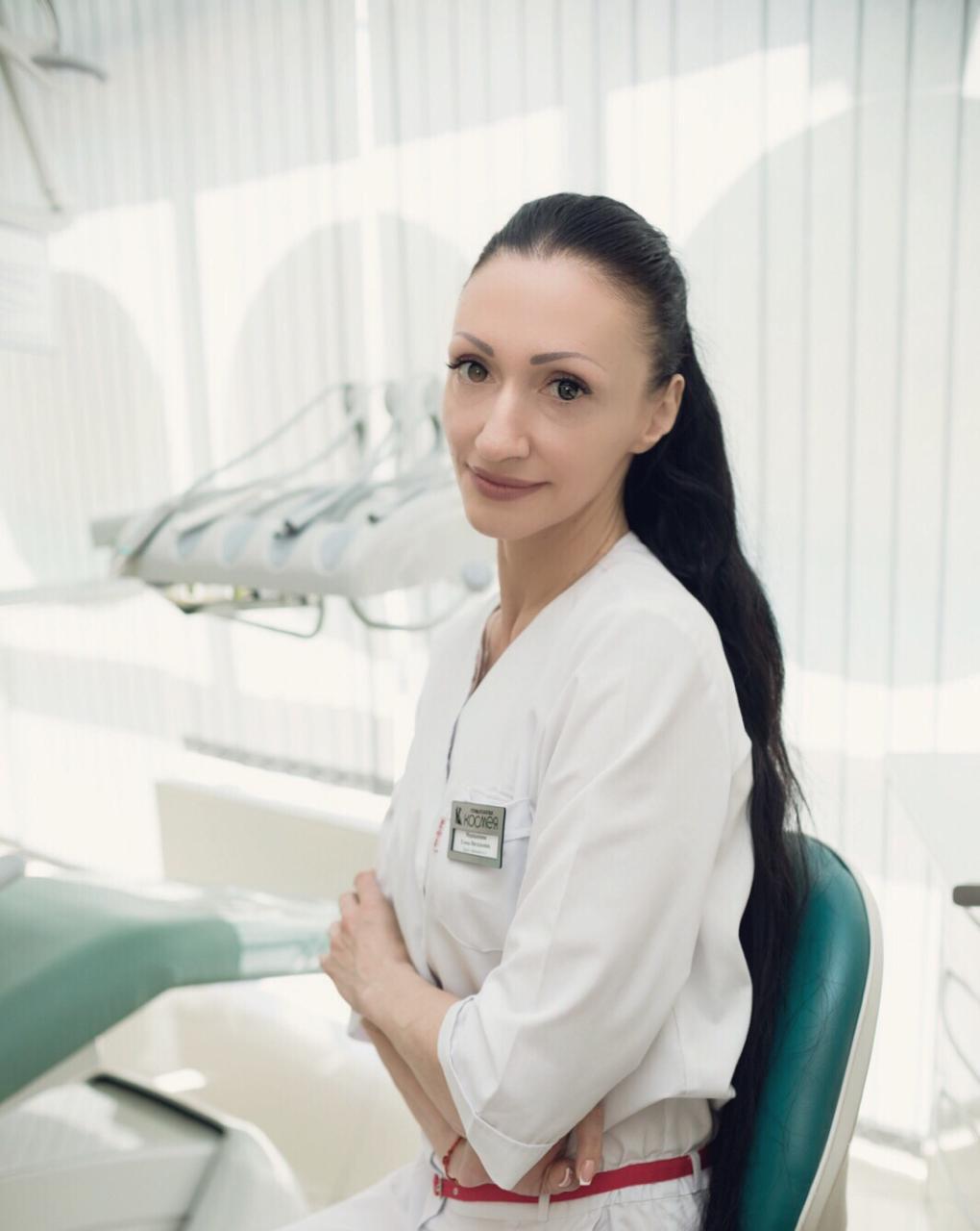 врач стоматолог-терапевт World Dent