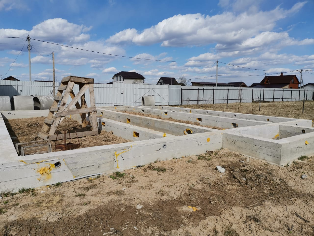 бетон луговое