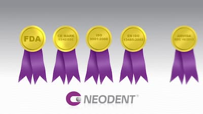 Neodent guarantee