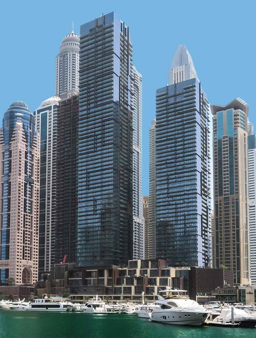 Marina Gate Residences – Apartments for Sale in Dubai Marina