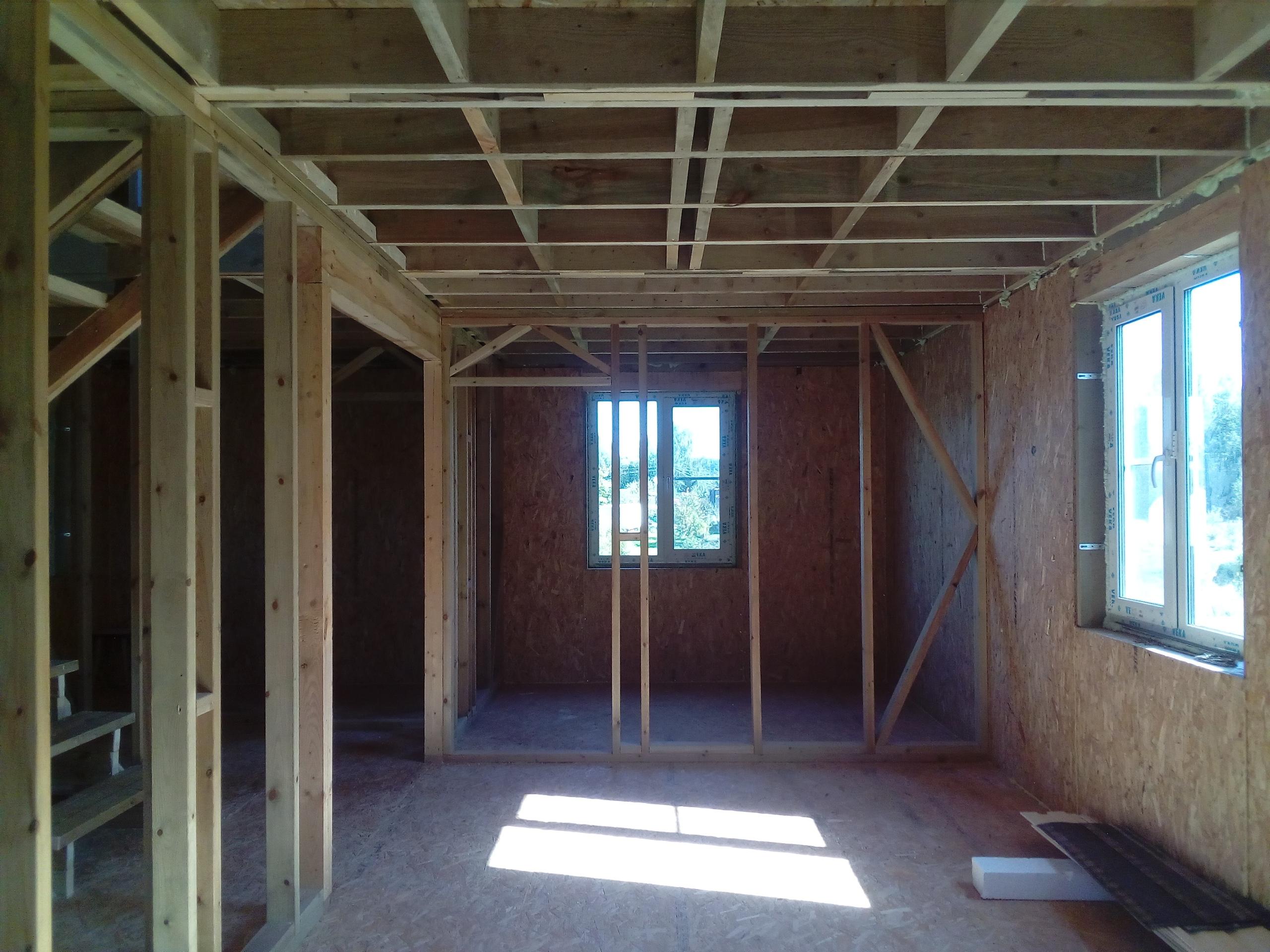 фото дома из сип панелей №4 шугозеро
