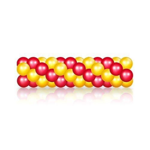 Гирлянда из шаров на 1 сентября