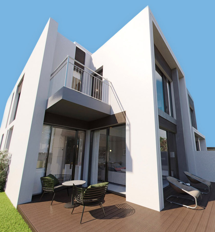Cherrywoods Townhouses by Meraas for Sale in Dubai