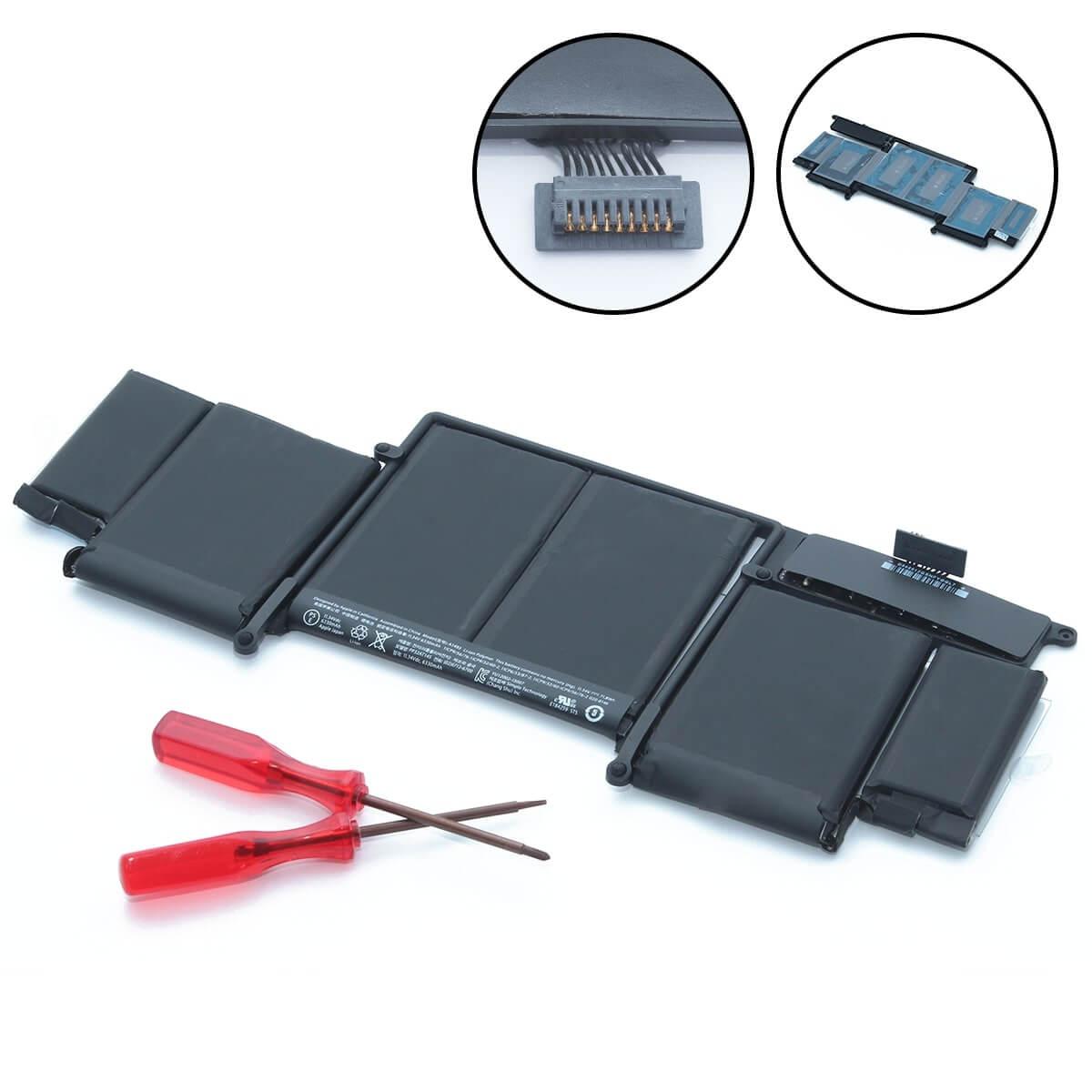 батарея для macbook pro 13 2013, 2014 a1493, батарея для a1502