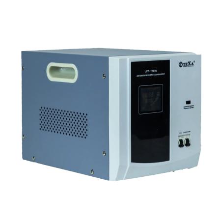 Стабилизатор Texa LCD-T5000VA