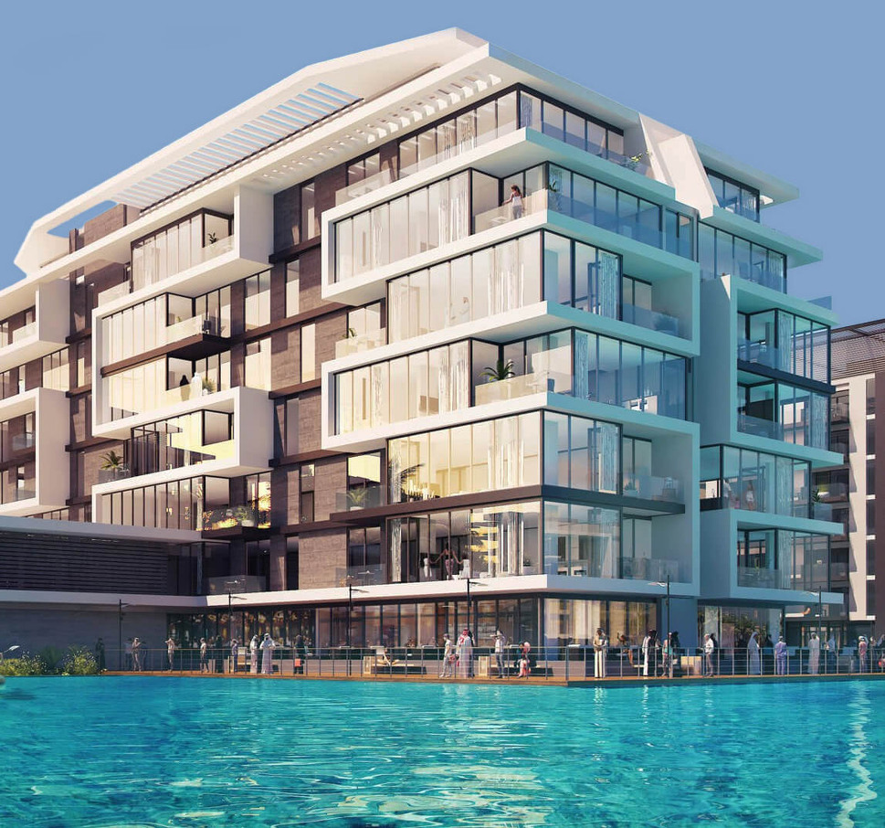 District One Residences: Apartments for Sale in Dubai, MBR City