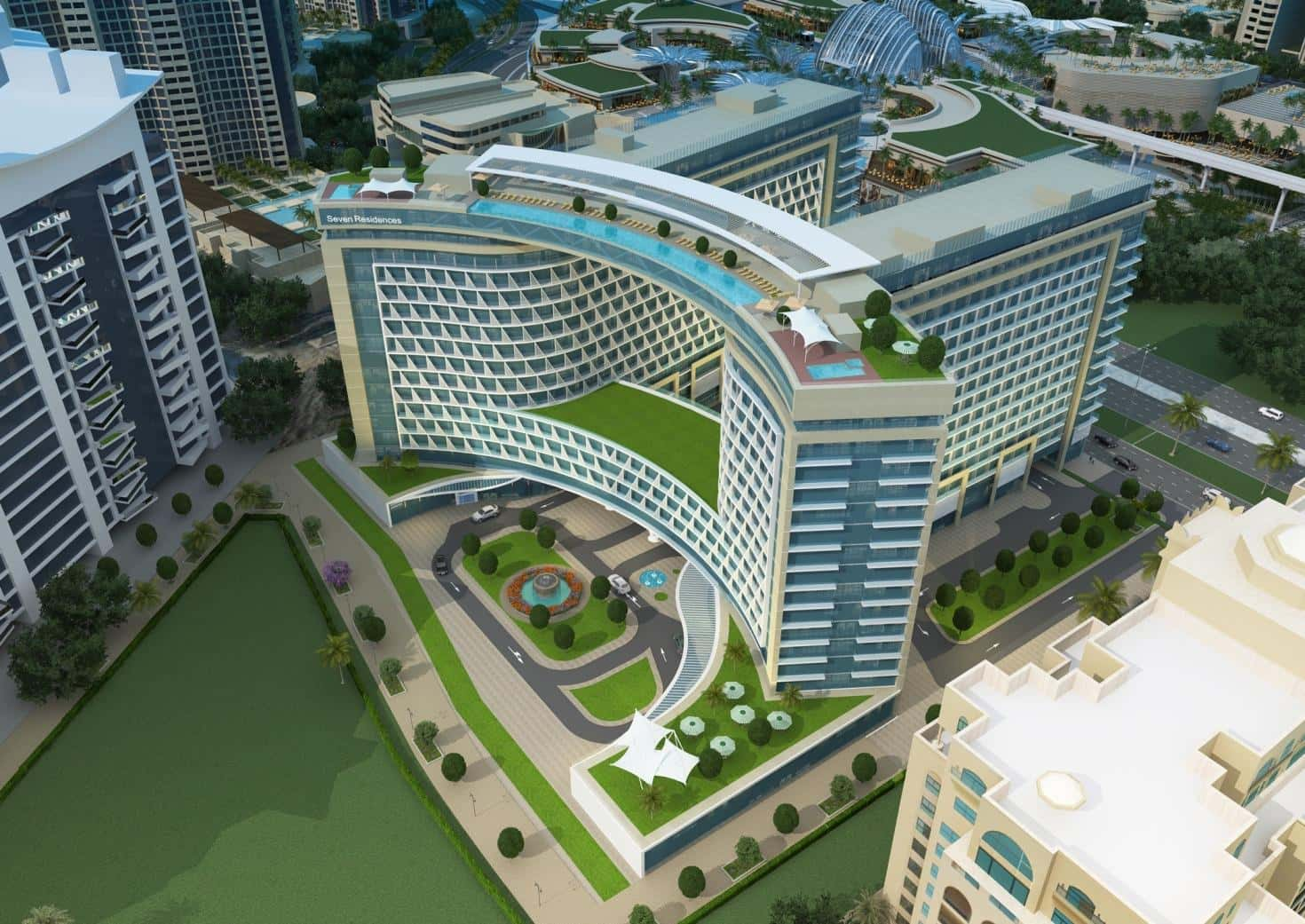 Properties for Sale in Dubai by Seven Tides