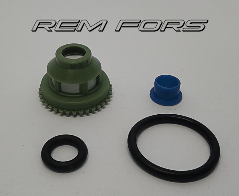 Ремкомплект форсунки моноинжектора  1.6 - 1.8  SEAT/VW   Toledo / Golf / Passat / Vento  BOSCH 0 280 150 651, 051 133 025 A, 31 65141 85964 5, EV 10
