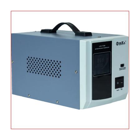 Стабилизатор Texa LCD-T1500VA
