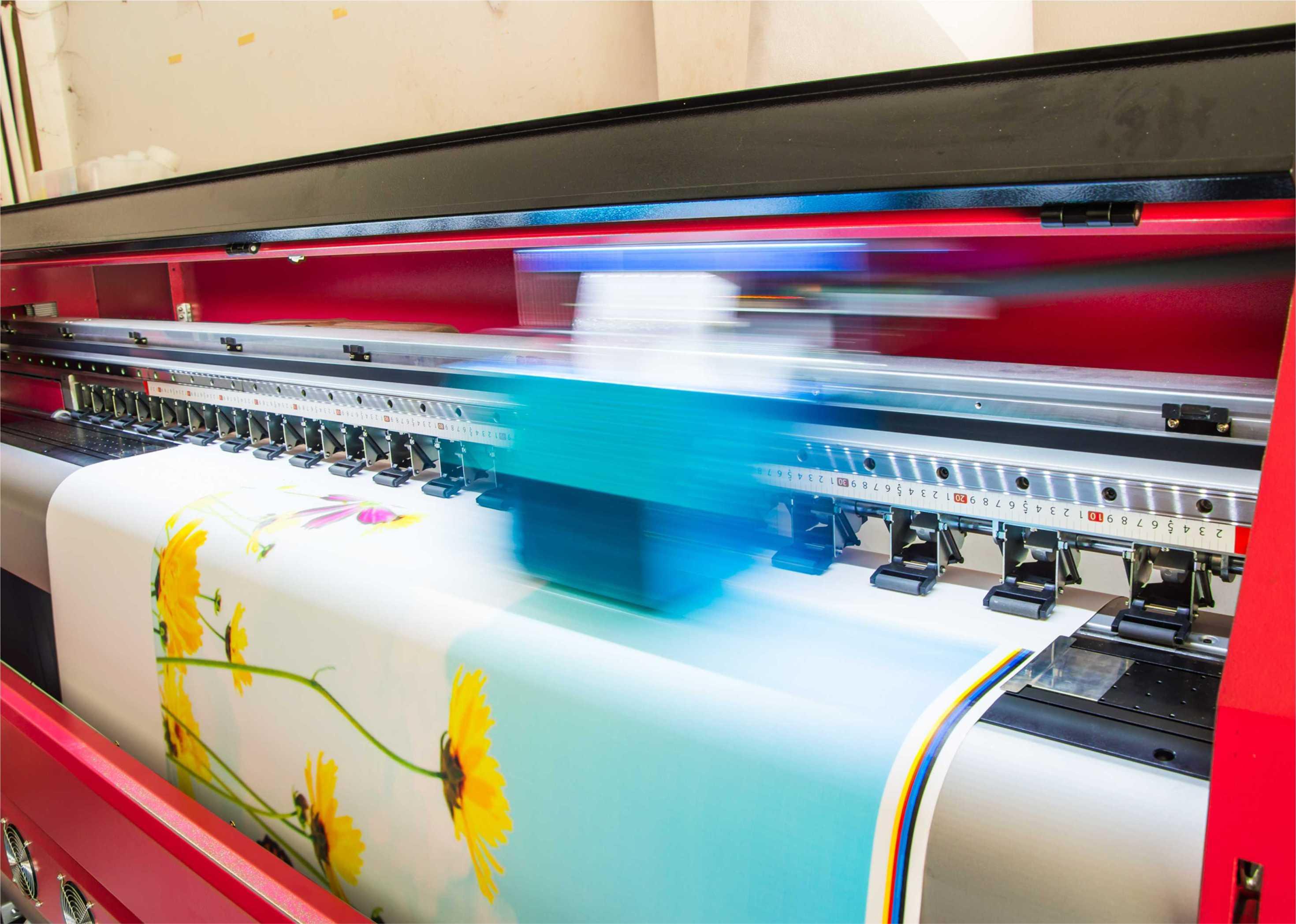 печать на баннерной ткани ростов