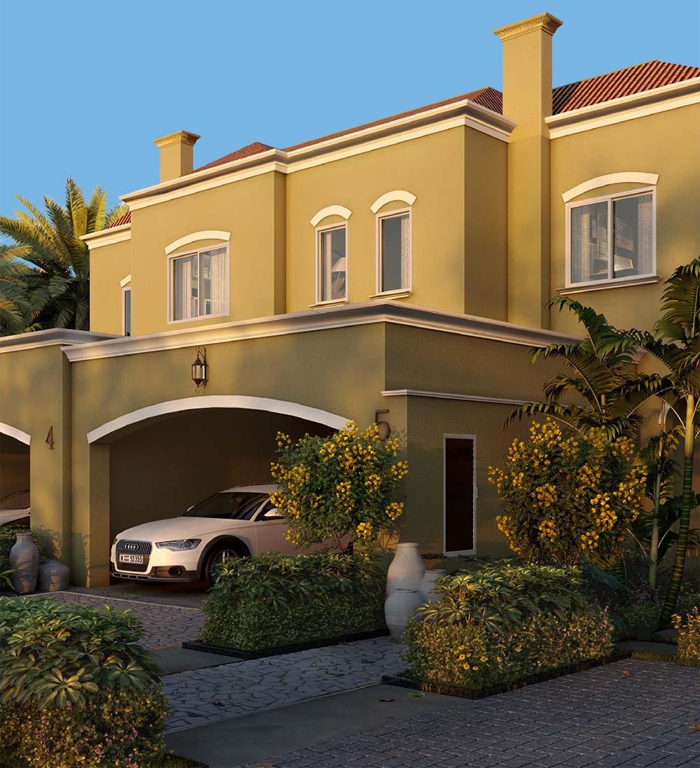تاون هاوس سيرينا في دبي لاند بدبي: كاسا فيفا ، كاسا دورا ، بيلا كاسا