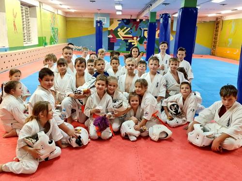 Учебно-тренировочные сборы и семинары по Киокусинкай каратэ в спортивном клубе Белый тигр в Липецке