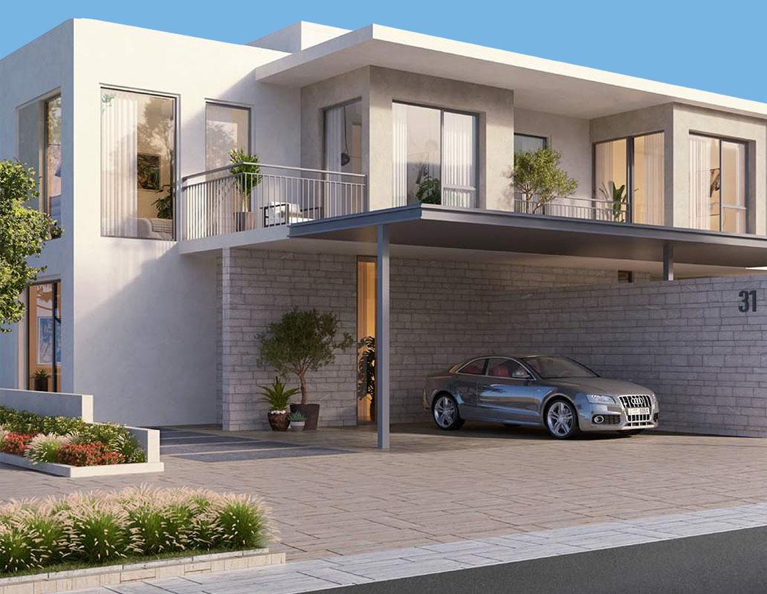 إعمار كاميليا في ارابيان رانشيز 2 - تاون هاوس للبيع في دبي