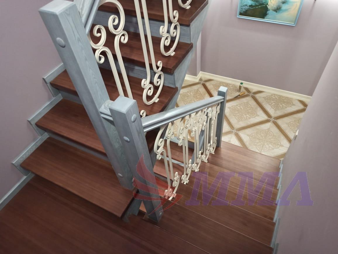 обшивка, лестница, каркас, дерево,