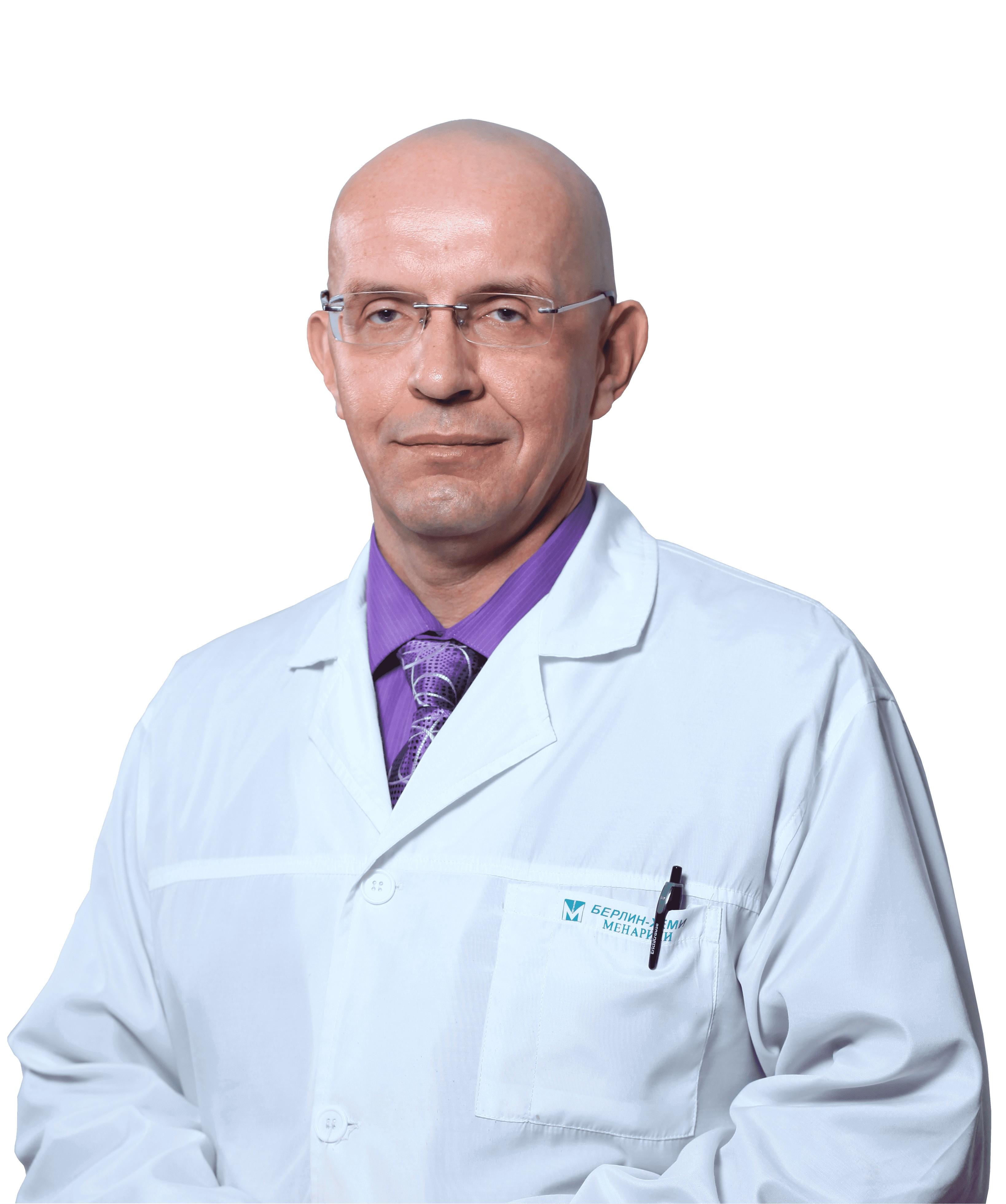 Главный врач В.В. Русаков
